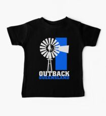 Outback Queensland 2 Baby Tee
