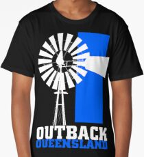 Outback Queensland 2 Long T-Shirt