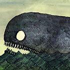 Monstrous Whale by djrbennett