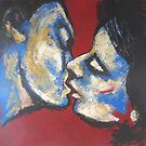 Lovers - Soft Kiss by CarmenT