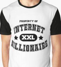 Internet Nillionaire Graphic T-Shirt
