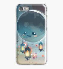 Lantern Moon (Ramadan Kareem) iPhone Case/Skin