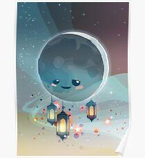 Lantern Moon (Ramadan Kareem) Poster