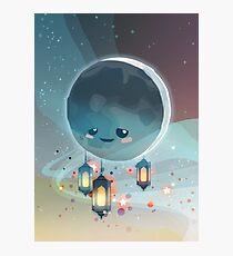 Lantern Moon (Ramadan Kareem) Fotodruck