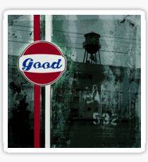 Good Grunge Oil  Sticker