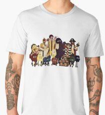 McDonalds classic characters Men's Premium T-Shirt