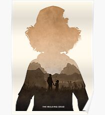 Clementine (TWD) Poster