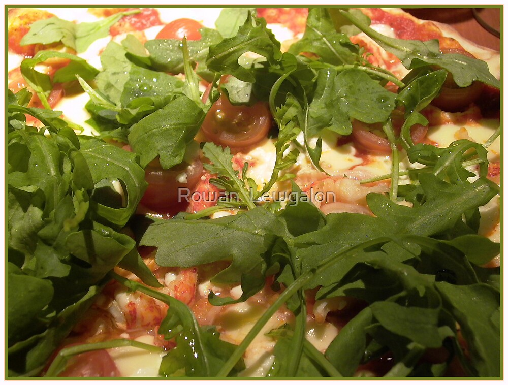 Pizza by Rowan  Lewgalon
