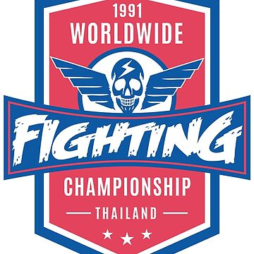 1991 Worldwide Fighting Championship by johnbjwilson