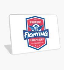 1991 Worldwide Fighting Championship Laptop Skin