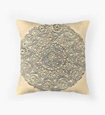 TEA DOILIE ,,,House of Harlequin Throw Pillow
