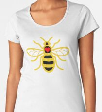 bee yellow Women's Premium T-Shirt