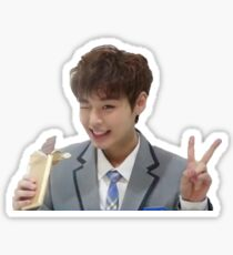 park jihoon Sticker
