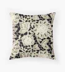 LACE,,,,House of Harlequin Throw Pillow