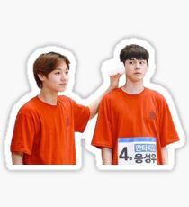 seungwoo & jihoon  Sticker