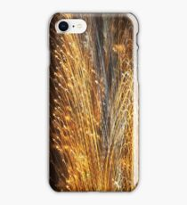 In a big city there are so many lights iPhone Case/Skin