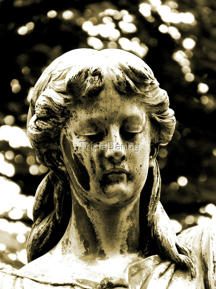 Tears of sorrow by TriciaDanby