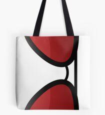 Red shades Tote Bag