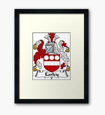 Earley or Erly Framed Print