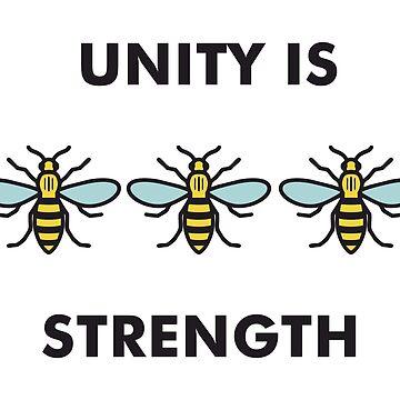 Unity is Strength II by Jamie-Evans