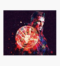 Benedict Cumberbatch - Dr Strange Photographic Print