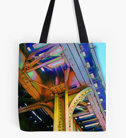 big shoulders Tote Bag