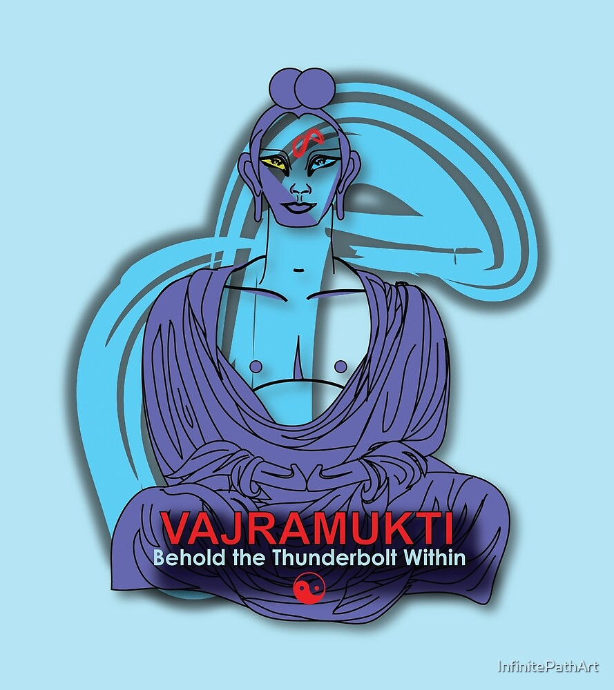 Vajramukti: Behold the Thunderbolt Within (2008) by Infinite Path  Creations