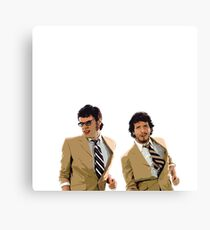 Flight of the Conchords 3 Canvas Print