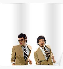 Flight of the Conchords 3 Poster