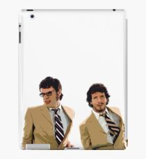 Flight of the Conchords 3 iPad Case/Skin