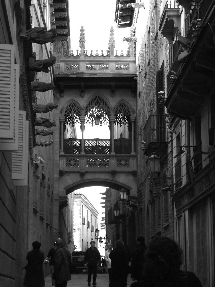 Barcelona by EllenMaree