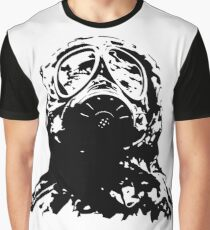 Apocalyptic Explorer Graphic T-Shirt