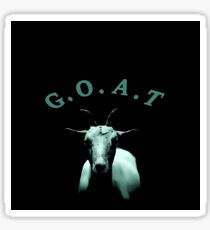 Ever wanted to become Vault Overseer? Here's Goat ;] Sticker