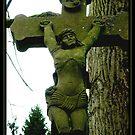 Medieval Cross by Rowan  Lewgalon