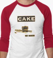 CaKe - I wIlL sUrViVe Men's Baseball ¾ T-Shirt