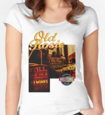 Old Rosie Women's Fitted Scoop T-Shirt