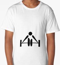 Weight Lifter Long T-Shirt