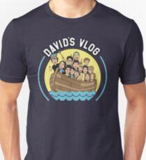 David Dobrik David's Vlog Boat Unisex T-Shirt