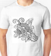 Fibonacci Flowers - Wonderland Unisex T-Shirt