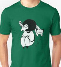 Un chat dans la gorge T-Shirt