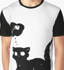 Catfish Graphic T-Shirt