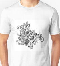Fibonacci Flowers Unisex T-Shirt