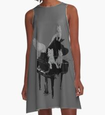 Young Wolf Gang A-Line Dress