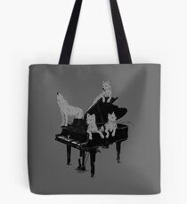 Young Wolf Gang Tote Bag