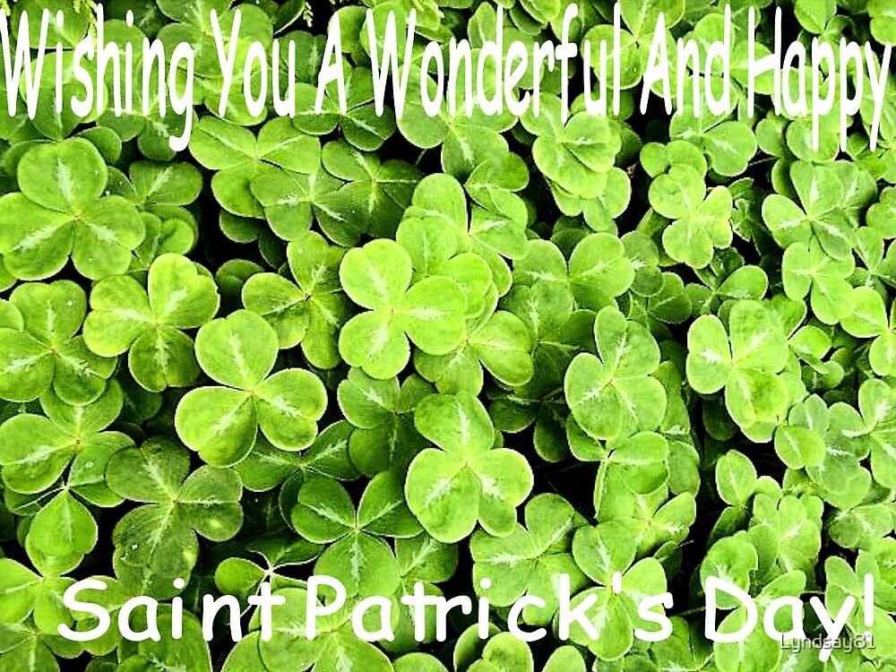 Happy St Patricks Day! by Lyndsay81