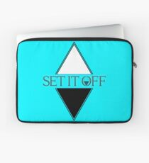 Set it off logog Laptop Sleeve