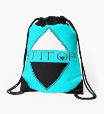 Set it off logog Drawstring Bag