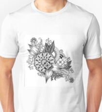 Fibonacci Flowers - Spring Unisex T-Shirt