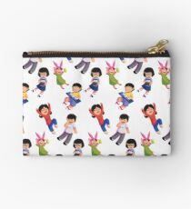 The Belchers (Repeating Pattern) Studio Pouch