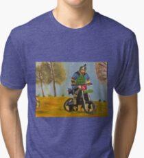 Eli Wins Tri-blend T-Shirt
